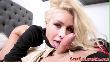 pov humiliation forced Broken hands sister gives brother a hand job