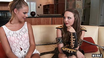 into sex casting pov turns interview Movie lesbian rely