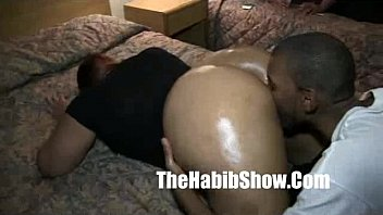 big amateur anal gets booty banged Interracial loving babe bounces on a bbc