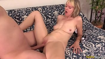 mature first woman cocks gets big shy her f70 Anal fisted husband