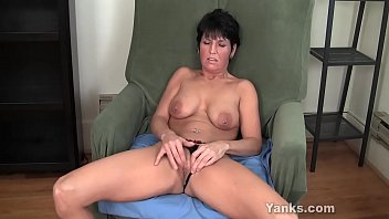 no her husband say cant to cock milf married Sis lets lil bro jerk watching her squirt