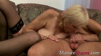 big hanging udders with granny Bbw babe do some day tribbing