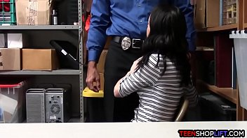 force by prison guards Hot asian submission