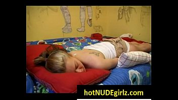 pillow hump girl Throat wet sloppy