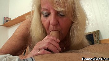eating granny old pussy British wank together
