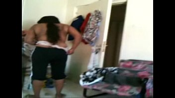video cloth changing Female agent creampie accident