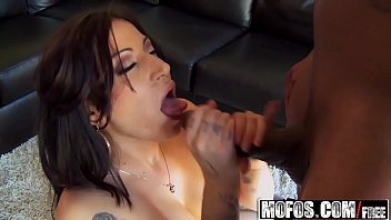 milf on black Reaping with big tits