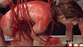 extreme electrochoc bdsm orgasm bondage Hot girl squirting in front of everyone