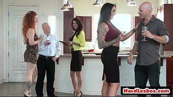 very in seach2 young lesbians an officethreesome Old boss forced married secretary