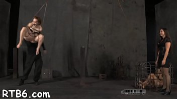 bottom cane spanked Redhead mom fucks boy