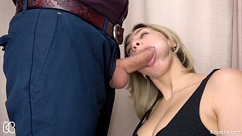 wanted and swallow suck some eva to lovias hardcock She tricked me