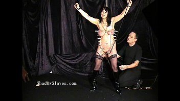bdsm torture pumping breast Hot blonde femboy i