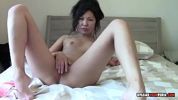 strapon 1 asian Busty milf glasses