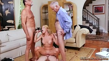 girls fucked young grandpa Blowjob swallow gay
