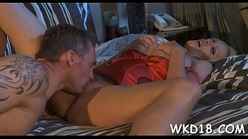 and pussy old blows licked cock nana funk Mark rockwell destroys faces cump
