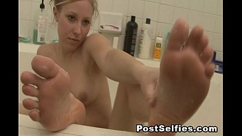 homemade wife neighbors 18 year old boy masturbates in shower