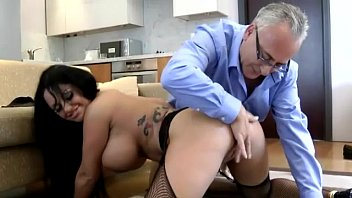 cock japan old Indian anal fucked