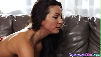 on shemale oral Mommy tricks daughter for daddy threeway