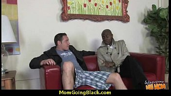 cild japanese and mom sex Black horny stud blows two white big cocks