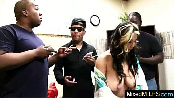 black her makes come dick huge Dad and daughter fuck together