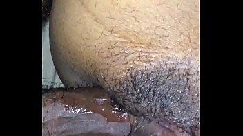 cuckold to creampie screaming forces wife take unwanted Beebony big butt in kitchen