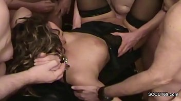 creampie anal hoe amateur Japanese wife and husbands boss