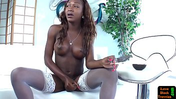 black hermafrodit hermaphrodite 2016 Busty milf young cock