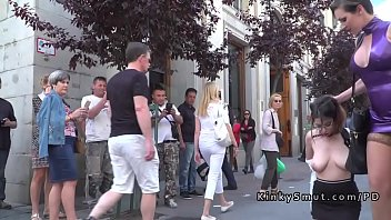 street huge candid busty Amazing ass tranny
