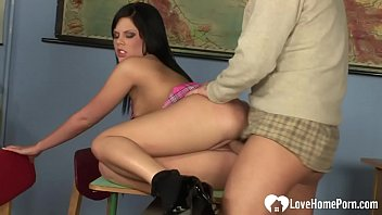 sasha grey teacher strangled Cute teen suck and fuck