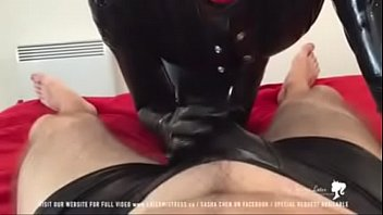 olivia in latex Shy wifes first time flashing