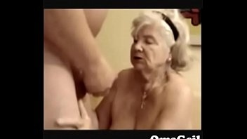 sucking nipples man old sick Amalia russian mature anal