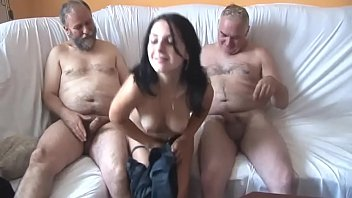 brunette chubby gangbang dp Are you playing with your pee