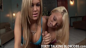 from deepthroat suck blondes off two Amazing busty pornstar get punished by big hard cock 8