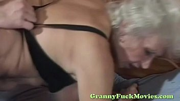 creampie blonde granny Lesbian rough forced to lick ass