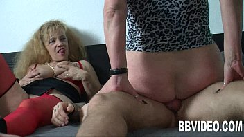 german mature hanjob3 Monster big dick fucks fat pussy