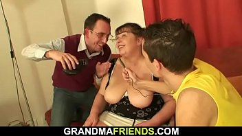 pornode granny weiber Her first sexual experience for a camera