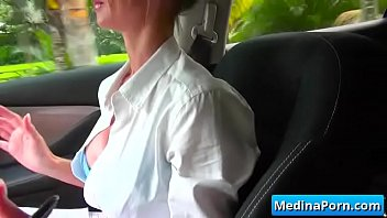 gets fucked 69 while wife in couple the ass Hot babe gaping ass with huge toys
